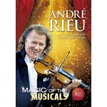 ANDRE RIEU - MAGIC OF THE MUSICALS (DVD).
