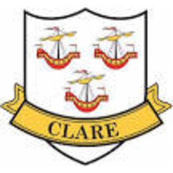 CLARE - COUNTY STICKER