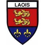 LAOIS - COUNTY STICKER