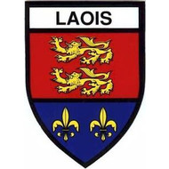 LAOIS - COUNTY STICKER