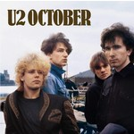 U2 - OCTOBER (CD).