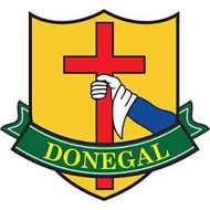 DONEGAL - COUNTY STICKER...