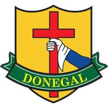 DONEGAL - COUNTY STICKER