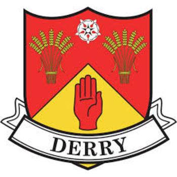 DERRY - COUNTY STICKER