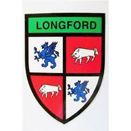 LONGFORD - COUNTY STICKER