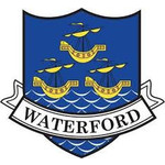WATERFORD - COUNTY STICKER.. )