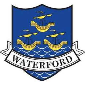 WATERFORD - COUNTY STICKER