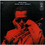 MILES DAVIS - 'ROUND ABOUT MIDNIGHT (Vinyl LP).