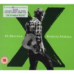 ED SHEERAN - X WEMBLEY EDITION JUMPERS FOR GOALPOSTS LIVE FROM WEMBLEY (CD/DVD).