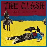 THE CLASH - GIVE 'EM ENOUGH ROPE (Vinyl LP).