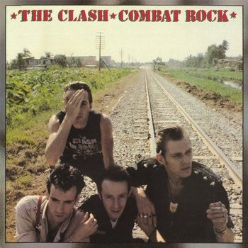 THE CLASH - COMBAT ROCK (Vinyl LP)