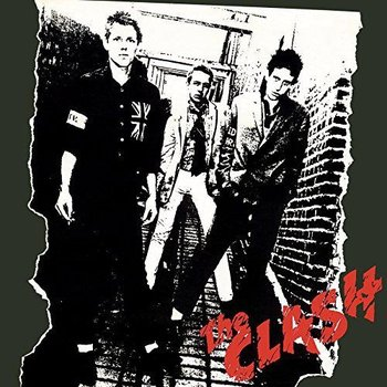 THE CLASH - THE CLASH (Vinyl LP)