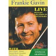 FRANKIE GAVIN - LIVE (DVD)...