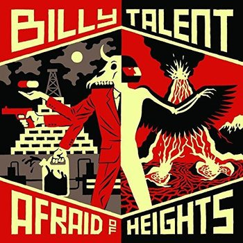 BILLY TALENT - AFRAID OF HEIGHTS (CD)