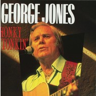 GEORGE JONES - HONKY TONKIN' (CD)...