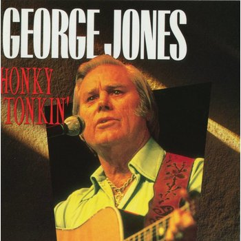 GEORGE JONES - HONKY TONKIN' (CD)