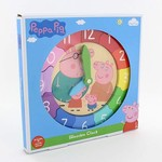 MILLY & FLYNN - PEPPA PIG CLOCK