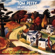 TOM PETTY AND THE HEARTBREAKERS - INTO THE GREAT WIDE OPEN (CD).