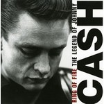 JOHNNY CASH - RING OF FIRE THE LEGEND OF JOHNNY CASH (CD).