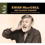 EWAN MACCOLL - SIX CLASSIC ALBUMS (CD)...
