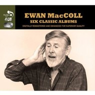 EWAN MACCOLL - SIX CLASSIC ALBUMS (CD)...