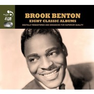 BROOK BENTON - EIGHT CLASSIC ALBUMS (CD)...