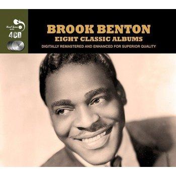 BROOK BENTON - EIGHT CLASSIC ALBUMS (CD)