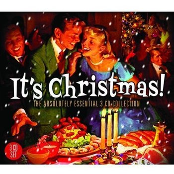 IT'S CHRISTMAS - VARIOUS ARTISTS (CD)