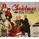 CHRISTMAS WITH FRANK, NAT & BING (CD)