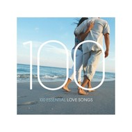 100 ESSENTIAL LOVE SONGS (CD).