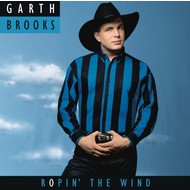 GARTH BROOKS - ROPIN THE WIND (CD).