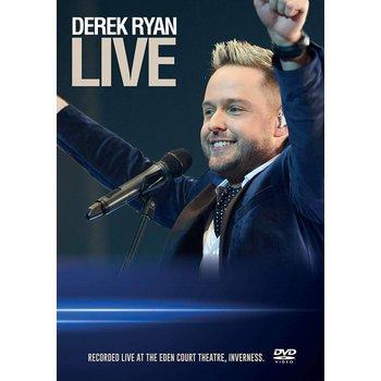 DEREK RYAN - LIVE (DVD)