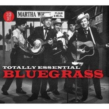 TOTALLY ESSENTIAL BLUEGRASS - VARIOUS ARTISTS (CD)