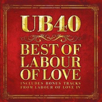 UB40 - BEST OF LABOUR OF LOVE (CD)