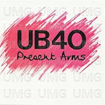 UB40 - PRESENT ARMS (CD)