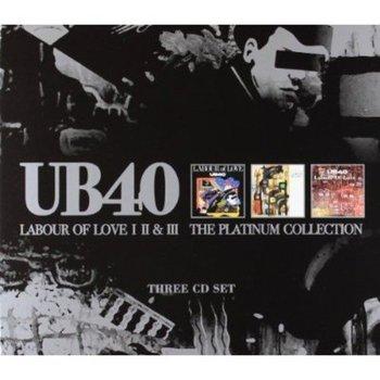 UB40 - LABOUR OF LOVE I, II & III (CD)