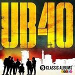 UB40 - 5 CLASSIC ALBUMS (CD).