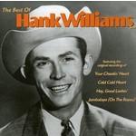 HANK WILLIAMS - THE BEST OF HANK WILLIAMS (CD).