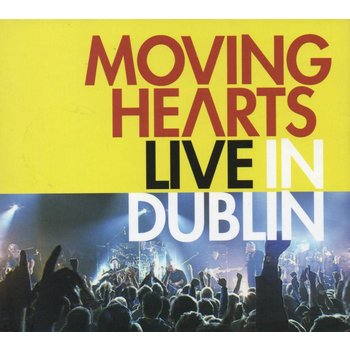 MOVING HEARTS - LIVE IN DUBLIN (CD)