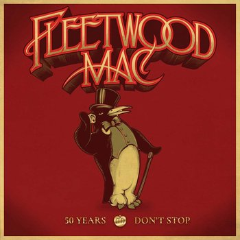 FLEETWOOD MAC - 50 YEARS DON'T STOP (CD)