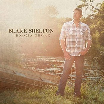 BLAKE SHELTON - TEXOMA SHORE (CD)