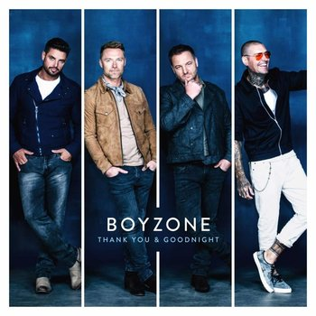 BOYZONE - THANK YOU AND GOODNIGHT (CD)