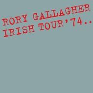 RORY GALLAGHER - IRISH TOUR 74' (CD)...