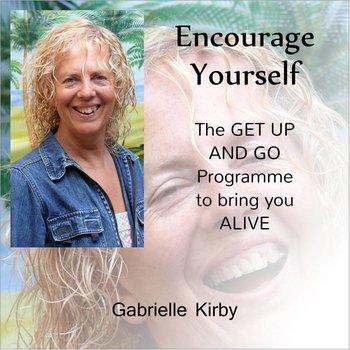 GABRIELLE KIRBY - ENCOURAGE YOURSELF (CD)
