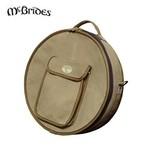 """BODHRAN BAG - MCBRIDES 14"""" DELUXE  BODHRAN BAG / COVER / CASE"""