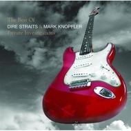 DIRE STRAITS & MARK KNOPFLER - PRIVATE INVESTIGATIONS THE BEST OF DIRE STRAITS AND MARK KNOPFLER (CD).