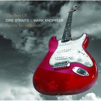 DIRE STRAITS & MARK KNOPFLER - PRIVATE INVESTIGATIONS THE BEST OF DIRE STRAITS AND MARK KNOPFLER (CD)