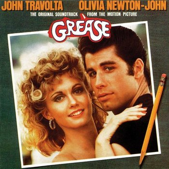 GREASE - ORIGINAL MOVIE SOUNDTRACK (CD)