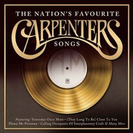Carpenters - The Nation's Favourite Carpenters Songs (CD).