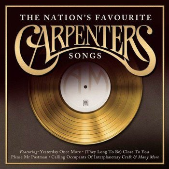 Carpenters - The Nation's Favourite Carpenters Songs (CD)